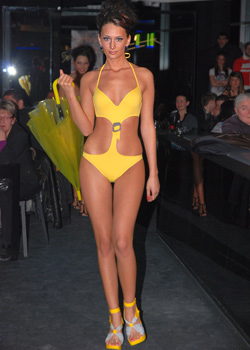 Spring fashion show in Varna