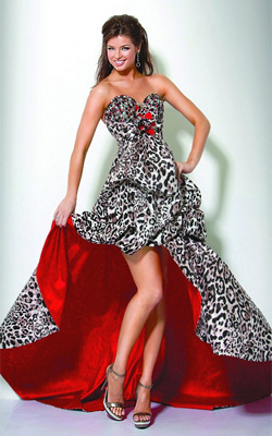 Belnoir presents unique prom dresses 2012 of American designers