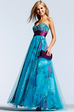 BELNOIR presents American prom dresses 2011 collection