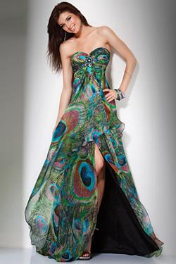 BELNOIR представя американски бални рокли колекция 2011