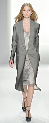 Calvin Klein presents collection spring 2012