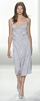 Calvin Klein presents collection spring 2012