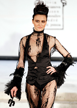 Bulgarian designers on the catwalk in Paris