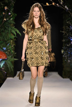 London fashion week: leading trends for fall-winter 2011