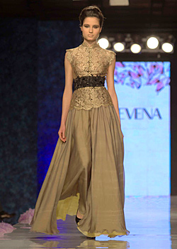 """Fashion house """"Nevena"""" with a second independent fashion show"""