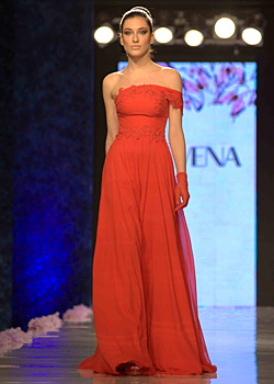 "Fashion house ""Nevena"" with a second independent fashion show"