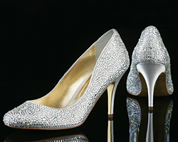 Paradox London Pink 2012 Bridal Shoe Collection