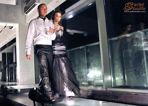 (R)Evolutions - show of fashion graduates from NEW BULGARIAN UNIVERSITY