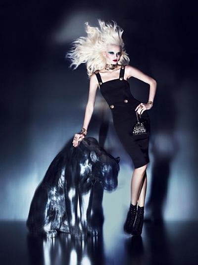 Версаче лансира своята нова колекция за H&M