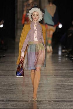 Водещи тенденции за сезон есен-зима 2011 по време на Лондонската седмица на модата