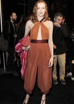 Best dressed celebrities at New York Fashion Week