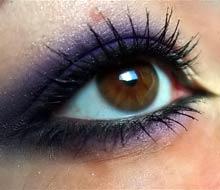 Опушени очи
