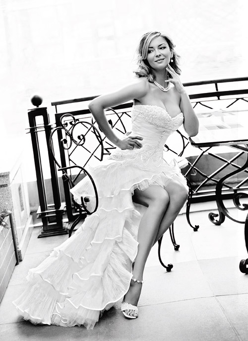 Hot bridal fashion trends for romantic summer