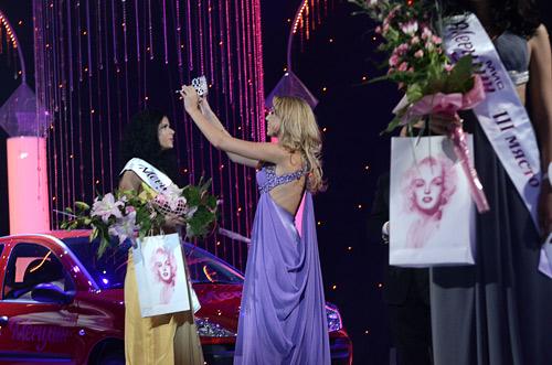 Мис Мерилин 2011 е красивата и артистична Краси Гешева