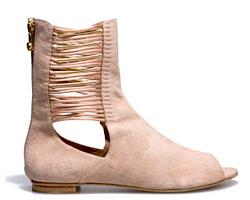 Fashion Trends 2011 - velvet shoes