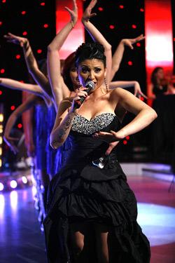 Sofi Marinova chose 17 dresses