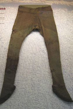 History of trousers