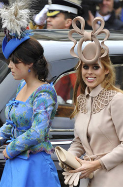 The worst dressed guests at the Royal Wedding