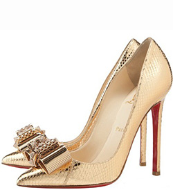 Christian Louboutin attracted with his amazing Spring-Summer 2012 shoes collection