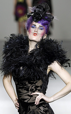 The 55th edition of Madrid Fashion Week presents collections for 2012-2013