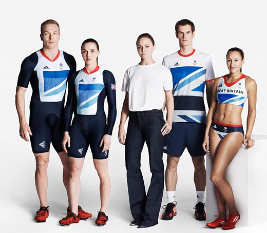 Stella McCartney officially launching her Olympic collection