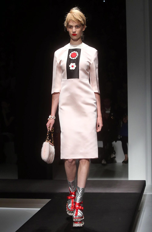Prada Spring/Summer 2013 collection