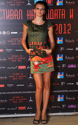 Collection of the Spanish brand Rosalita Mc Gee for Autumn-Winter 2012-20133