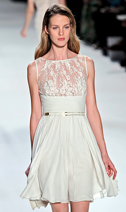 Fashion trends Spring-Summer 2012