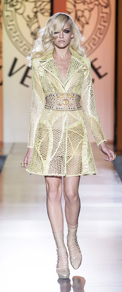 Versace Fall-Winter 2012/2013 Haute Couture collection