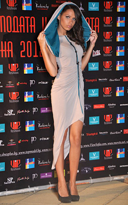 Collection of fashion house Veteida for Spring-Summer 2012