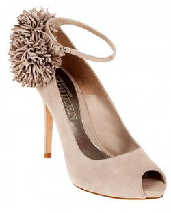 Alexander McQueen shoe collection for Autumn-Winter 2012-2013