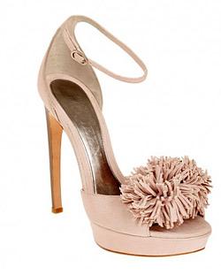 1ee87ebae احذية صيف 2013 للنساء. Alexander McQueen shoe collection for Autumn-Winter  2012-2013