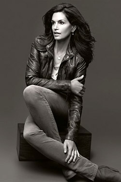 Cindy Crawford launches her first ready-to-wear clothing collection