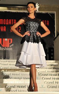 Festival of fashion and beauty Varna 2012 presented more than 20 fashion brands
