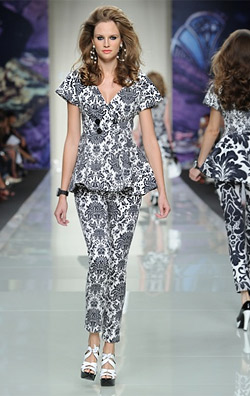 Fashion trends Spring/Summer 2012: Prints