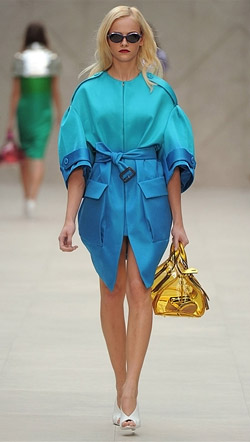 Fashion trends for Spring-Summer 2013 from London Fashion Week