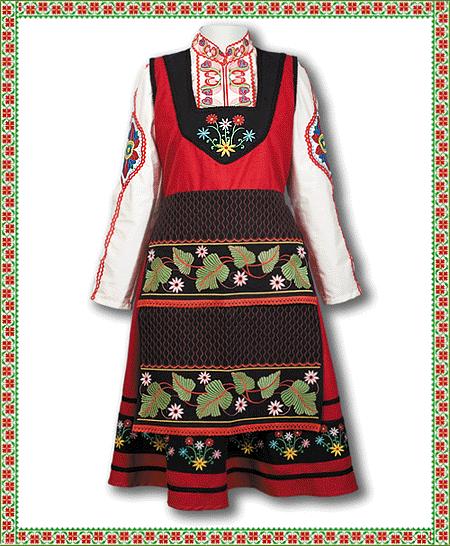 b8c876a442f Колекция народни носии на Miss Match