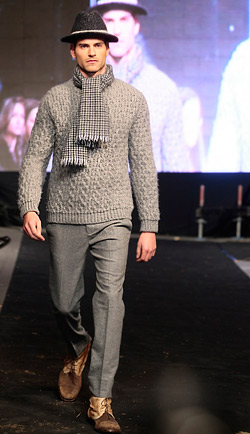 Ermanno Scervino presented his collection in Sofia