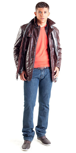 Men's fashion collection Fall/Winter 2012-2013 of the Bulgarian brand Styler