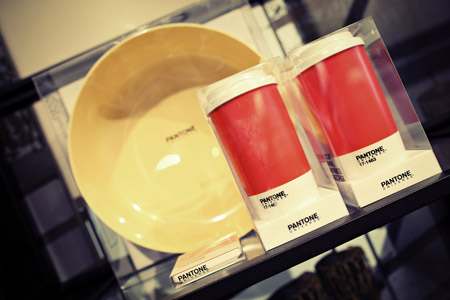 Pantone and ALU about colour impact in retail design