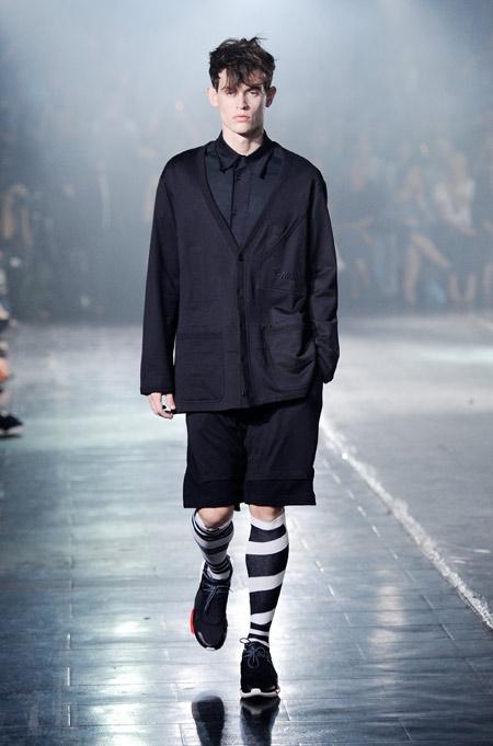 Adidas Y-3 Fashion Show