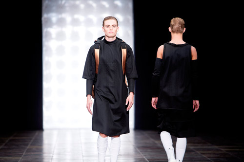 Spring/Summer 2014 collection of Asger Juel Larsen