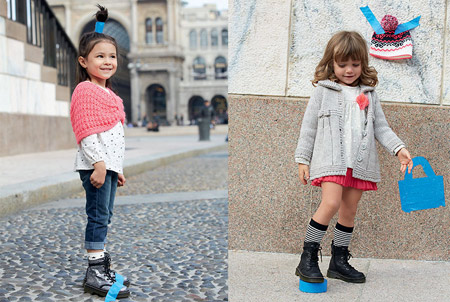 Kids' fashion trends for Fall/Winter 2013-2014