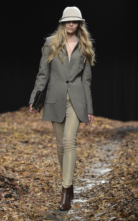 Fall-Winter 2013 Women's Collection of United Colors of Benetton