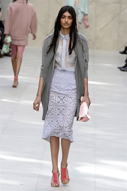 Spring/Summer 2014 by Burberry Prorsum