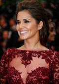 Cheryl Cole likes the sports wear