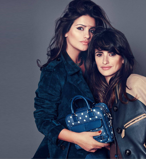 Cruz sisters have created a new bag for Loewe