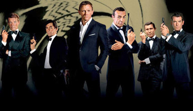 Canadian fashion house makes ​​suits in the style of James Bond