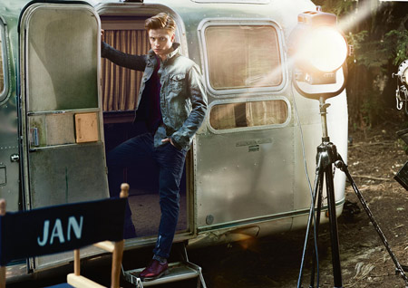 Tom Tailor Denim's collection for Fall/Winter 2013