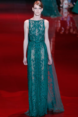 The new collection of Elie Saab